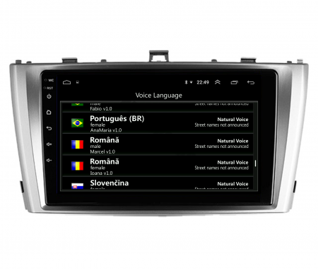 Navigatie Android Toyota Avensis 2008-2015   AutoDrop.ro [9]