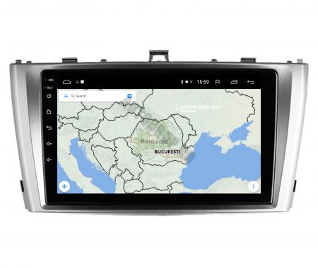 Navigatie Android Toyota Avensis 2008-2015   AutoDrop.ro [11]