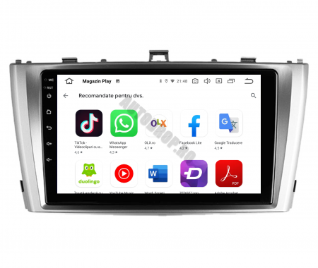 Navigatie Android Toyota Avensis 2008-2015   AutoDrop.ro [8]