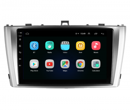 Navigatie Android Toyota Avensis 2008-2015   AutoDrop.ro [2]