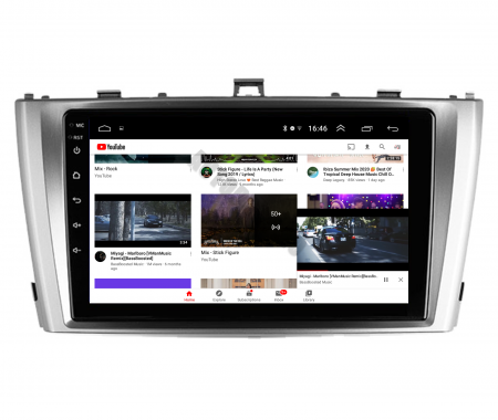 Navigatie Android Toyota Avensis 2008-2015   AutoDrop.ro [7]