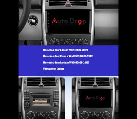 Navigatie Android Mercedes Benz PX6 | AutoDrop.ro [14]
