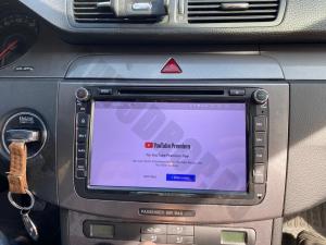 Navigatie Volkswagen, Skoda, Seat, Android 10, QUADCORE|PX30| / 2GB RAM + 16 ROM cu DVD, 8 Inch - AD-BGWVW8P319
