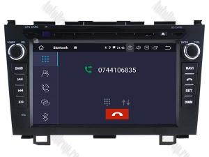 Navigatie Honda CRV 2006-2012, Android 10, OCTACORE|PX5| / 4GB RAM + 64 ROM cu DVD, 8 Inch - AD-BGWCRV0612P54