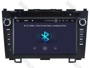 Navigatie Honda CRV 2006-2012, Android 10, QUADCORE|PX30| / 2GB RAM + 16 ROM cu DVD, 8 Inch - AD-BGWCRV0612P36