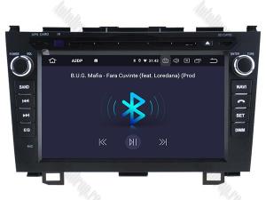 Navigatie Honda CRV 2006-2012, Android 10, OCTACORE|PX5| / 4GB RAM + 64 ROM cu DVD, 8 Inch - AD-BGWCRV0612P56