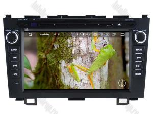 Navigatie Honda CRV 2006-2012, Android 10, QUADCORE|PX30| / 2GB RAM + 16 ROM cu DVD, 8 Inch - AD-BGWCRV0612P315