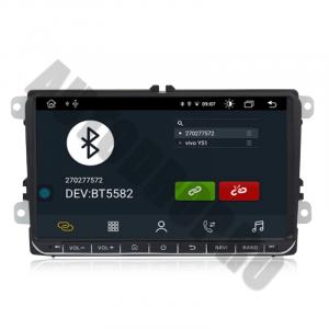 Navigatie Volkswagen, Skoda, Seat, Android 10, OCTACORE T8  / 4GB RAM + 128 ROM, 9 Inch - AD-BGMVW9T83