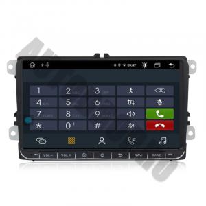 Navigatie Volkswagen, Skoda, Seat, Android 10, OCTACORE T8  / 4GB RAM + 128 ROM, 9 Inch - AD-BGMVW9T82