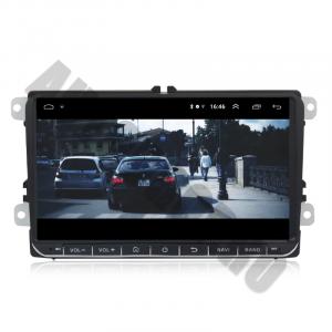 Navigatie Volkswagen, Skoda, Seat, Android 10, OCTACORE T8  / 4GB RAM + 128 ROM, 9 Inch - AD-BGMVW9T85