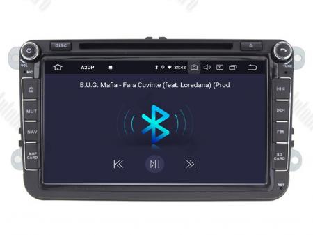 Navigatie Volkswagen cu Android 10 de 8 Inch - AD-BGWVW8P3 [5]