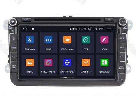Navigatie Volkswagen cu Android 10 de 8 Inch - AD-BGWVW8P3 [1]