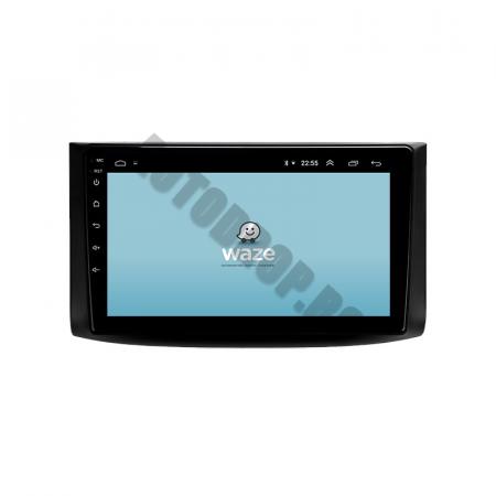 Navigatie Chevrolet Aveo (2006-2012), QUADCORE|MTK| / 1GB RAM + 16GB ROM, 9 Inch - AD-BGPAVEO9MTK8