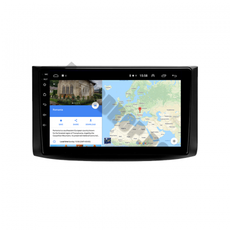 Navigatie Chevrolet Aveo (2006-2012), QUADCORE|MTK| / 1GB RAM + 16GB ROM, 9 Inch - AD-BGPAVEO9MTK10