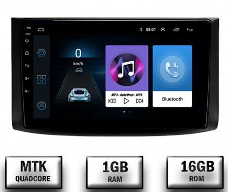 Navigatie Chevrolet Aveo (2006-2012), QUADCORE|MTK| / 1GB RAM + 16GB ROM, 9 Inch - AD-BGPAVEO9MTK0