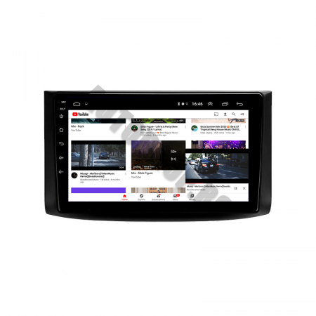 Navigatie Chevrolet Aveo (2006-2012), QUADCORE|MTK| / 1GB RAM + 16GB ROM, 9 Inch - AD-BGPAVEO9MTK13