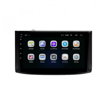 Navigatie Chevrolet Aveo (2006-2012), QUADCORE|MTK| / 1GB RAM + 16GB ROM, 9 Inch - AD-BGPAVEO9MTK3
