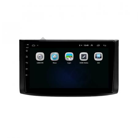 Navigatie Chevrolet Aveo (2006-2012), QUADCORE|MTK| / 1GB RAM + 16GB ROM, 9 Inch - AD-BGPAVEO9MTK4