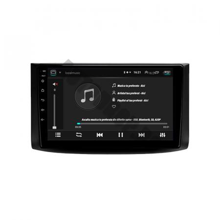 Navigatie Chevrolet Aveo (2006-2012), QUADCORE|MTK| / 2GB RAM + 32GB ROM, 9 Inch - AD-BGPAVEO9MTK2GB6