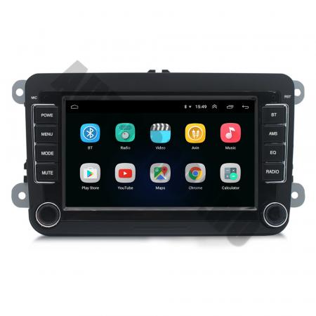 Navigatie Volkswagen, Skoda, Seat, QUADCORE|MTK| / 2GB RAM + 32GB ROM, 7 Inch - AD-BGPVW7MTK2GB2