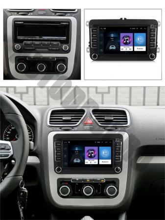 Navigatie Volkswagen, Skoda, Seat, QUADCORE|MTK| / 2GB RAM + 32GB ROM, 7 Inch - AD-BGPVW7MTK2GB16