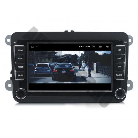 Navigatie Volkswagen, Skoda, Seat, QUADCORE|MTK| / 1GB RAM + 16GB ROM, 7 Inch - AD-BGPVW7MTK15