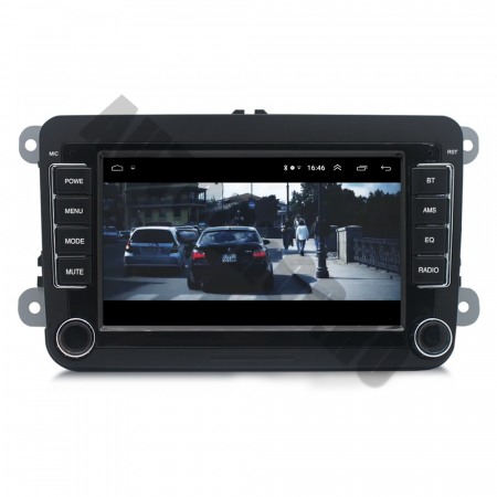 Navigatie Volkswagen, Skoda, Seat, QUADCORE|MTK| / 2GB RAM + 32GB ROM, 7 Inch - AD-BGPVW7MTK2GB15