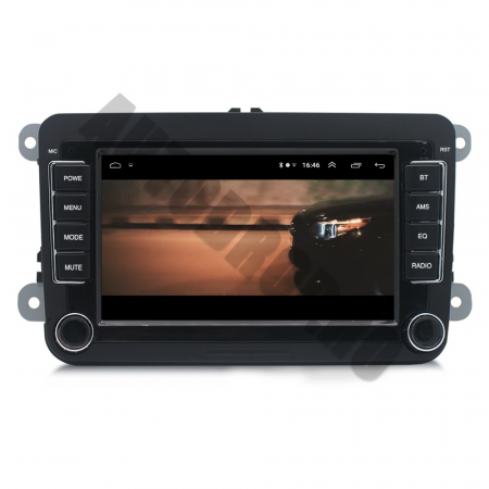 Navigatie Volkswagen, Skoda, Seat, QUADCORE|MTK| / 1GB RAM + 16GB ROM, 7 Inch - AD-BGPVW7MTK14