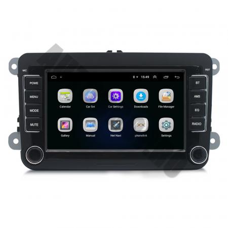 Navigatie Volkswagen, Skoda, Seat, QUADCORE|MTK| / 1GB RAM + 16GB ROM, 7 Inch - AD-BGPVW7MTK3