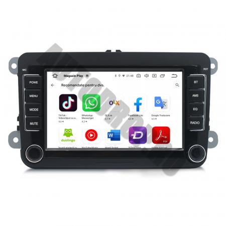 Navigatie Volkswagen, Skoda, Seat, QUADCORE|MTK| / 2GB RAM + 32GB ROM, 7 Inch - AD-BGPVW7MTK2GB9