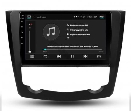 Navigatie Android Renault Kadjar 2GB | AutoDrop.ro [4]