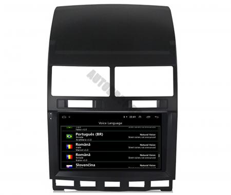 Navigatie Android 10 Volkswagen Touareg | AutoDrop.ro [6]