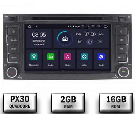 Navigatie VW Touareg T5/Multivan Android 10 - AD-BGWVWTRGP3 [0]