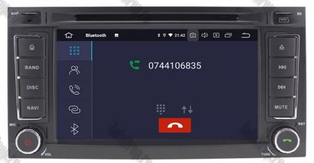 Navigatie Volkswagen Touareg/ Multivan/ T5, Android 10, QUADCORE|PX30| / 2GB RAM + 16GB ROM cu DVD, 7 Inch - AD-BGWVWTRGP38