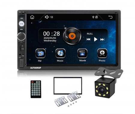 MP5 DVD Player Auto   Bluetooth, USB, Camera Marsarier [0]