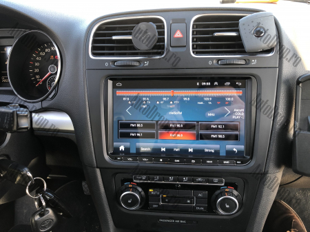 [Pachet] Navigatie Skoda Octavia 2 Facelift, Android 8.1, QUADCORE|MTK| / 1GB RAM, 9 inch - AD-BGPVW9SKMTK28