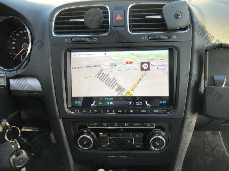 [Oferta] Navigatie Volkswagen, Skoda, Seat, Android 9.1, QUADCORE|MTK| / 1GB RAM + 16GB ROM, 9 inch - AD-BGPVW9MTK18