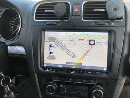[Pachet] Navigatie Skoda Octavia 2 Facelift, Android 8.1, QUADCORE|MTK| / 2GB RAM + 32GB ROM, 9 inch - AD-BGPVW9SKMTK2GB18