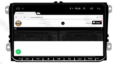 Navigatie VW, Seat, Skoda, Android 9, AD-BGPVW9MTK2GB [13]