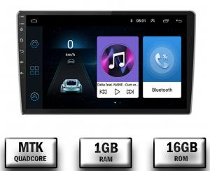 Navigatie Ford 2005-2008, Android 9.1, QUADCORE|MTK| / 1GB RAM + 16GB ROM, 9 inch - AD-BGPFORDF91GB0