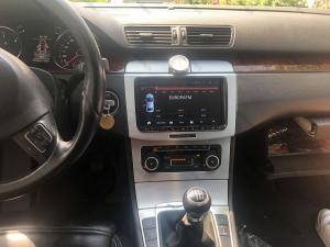 [Oferta] Navigatie Volkswagen, Skoda, Seat, Android 9.1, QUADCORE|MTK| / 1GB RAM + 16GB ROM, 9 inch - AD-BGPVW9MTK27