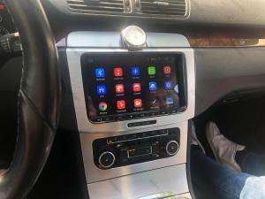 [Oferta] Navigatie Volkswagen, Skoda, Seat, Android 9.1, QUADCORE|MTK| / 1GB RAM + 16GB ROM, 9 inch - AD-BGPVW9MTK24