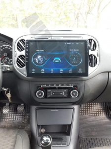 [Oferta] Navigatie Volkswagen, Skoda, Seat, Android 9.1, QUADCORE MTK  / 1GB RAM + 16GB ROM, 10.1 inch - AD-BGPVW10MTK1GB16