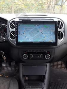 [Oferta] Navigatie Volkswagen, Skoda, Seat, Android 9.1, QUADCORE MTK  / 1GB RAM + 16GB ROM, 10.1 inch - AD-BGPVW10MTK1GB18