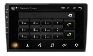 Navigatie Ford 2005-2008, Android 9.1, QUADCORE|MTK| / 1GB RAM + 16GB ROM, 9 inch - AD-BGPFORDF91GB9