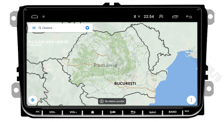[Oferta] Navigatie Volkswagen, Skoda, Seat, Android 9.1, QUADCORE|MTK| / 1GB RAM + 16GB ROM, 9 inch - AD-BGPVW9MTK11