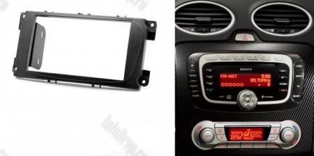 Rama Adaptoare FORD FOCUS/GALAXY/MONDEO/S-MAX pentru Multimedia 2DIN Universale/MP5 - AD-BGRFORDO2DIN2