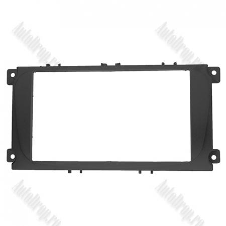 Rama Adaptoare FORD FOCUS/GALAXY/MONDEO/S-MAX pentru Multimedia 2DIN Universale/MP5 - AD-BGRFORDO2DIN0