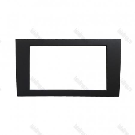 Rama Adaptoare Audi A4 B6/B7 pentru Multimedia 2DIN Universale/MP5 - AD-BGRAUDIA42DIN0