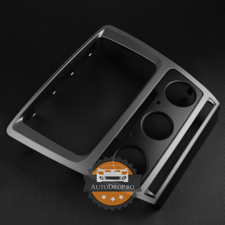 Rama Adaptoare Skoda Octavia 2 Facelift - Manual AC - AD-BGRSKOCTFLM8
